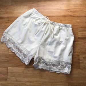Mittoshop lace shorts